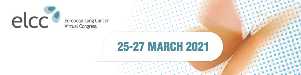 European Lung Cancer Virtual Congress (ELCC 2021 Virtual) taking place on 25 – 27 March 2021